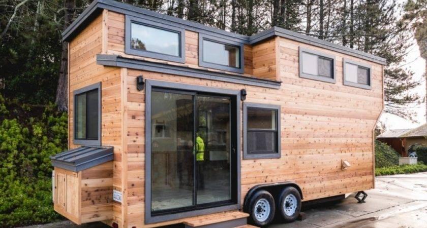 Modern Mobile Tiny Homes Home Craze Coming