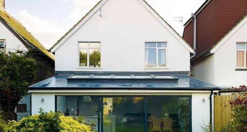 Modern Open Plan Extension Homebuilding Renovating