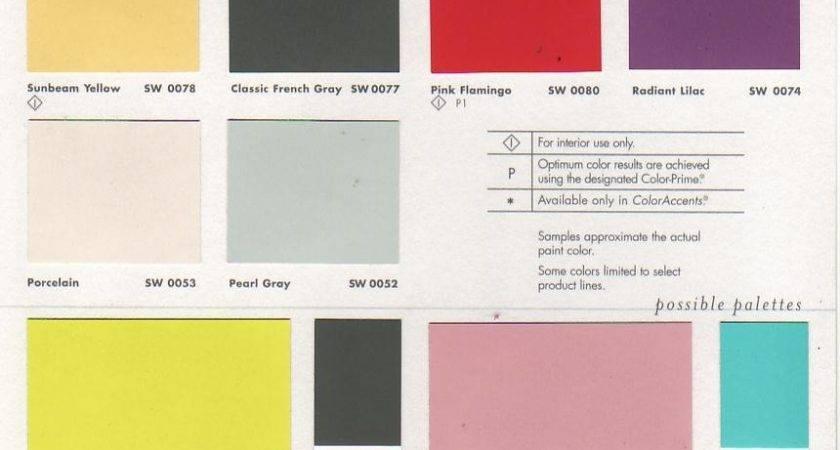 Modern Paint Colors Grasscloth