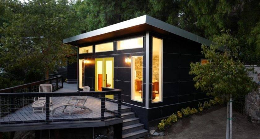 Modern Prefab Buildings Garages Modular Home Additions