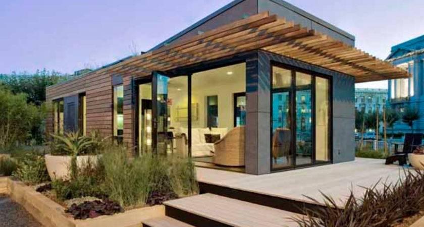 Modern Prefab Homes Cool Stuff Interesting News