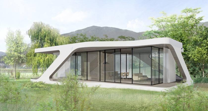 Modern Prefab New Mobile Home Revolution Pre