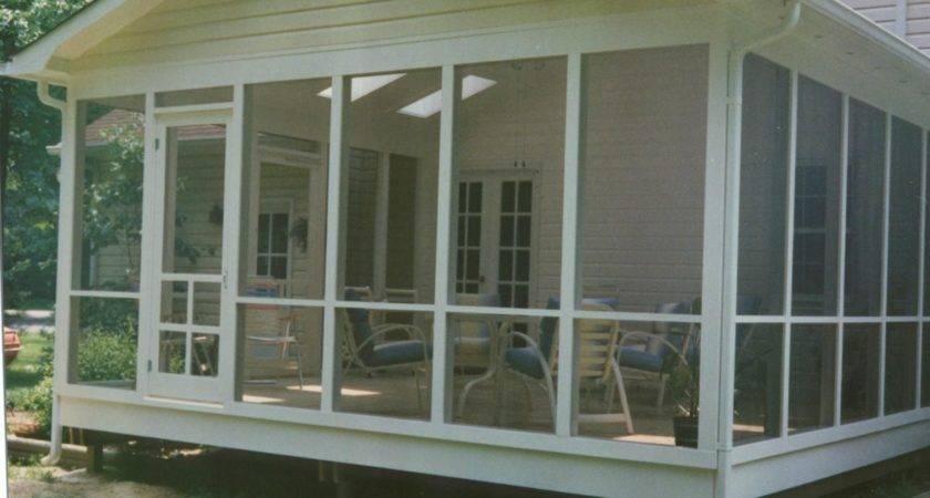 Modern Screen Porch Plastic Windows Awesome Karenefoley