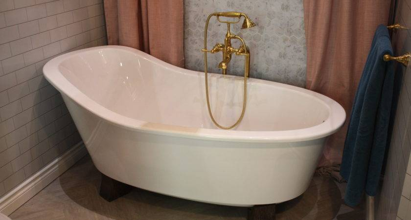 Modern Take Old Concept Freestanding Bathtubs