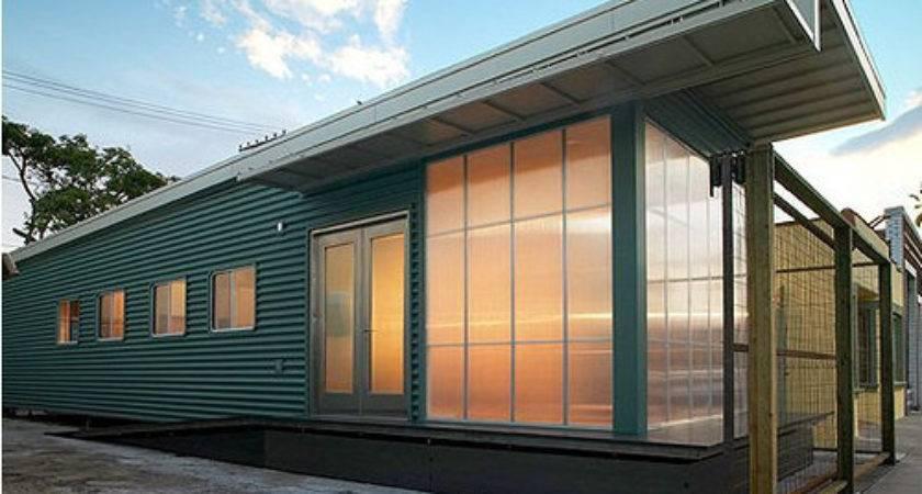 Modern Trailer Homes Home Design Bestofhouse