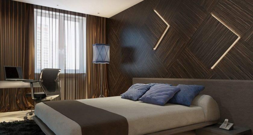 Modern Wooden Wall Paneling Decobizz