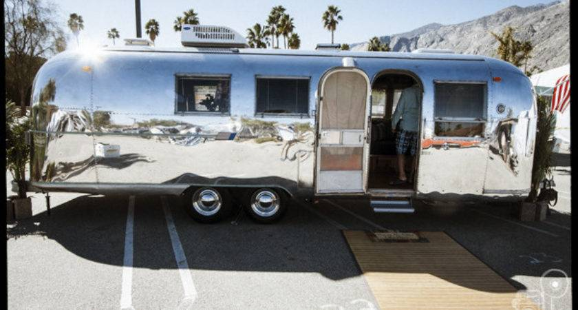 Modernism Week Vintage Trailer Show Palm Springs Event