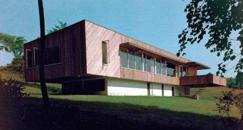 Modernist Homes Marcel Breuer Leave