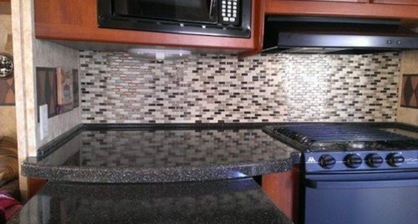 Mods Smart Tiles Self Adhesive Kitchen Tile Backsplash Mod