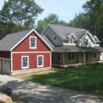 Modular Addition Existing Home Modern