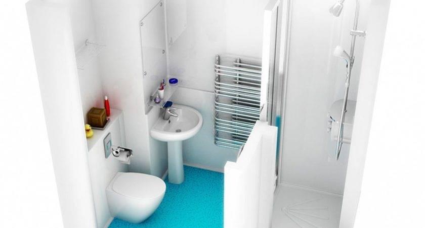 Modular Bathroom Modern Diy Art Designs