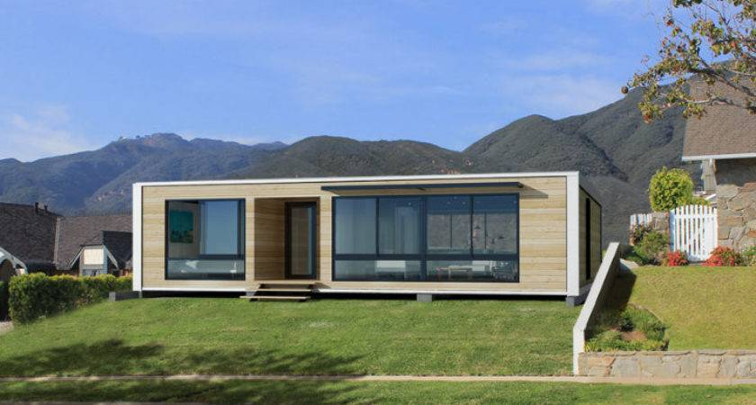 Modular Green Home Floor Plans House Design