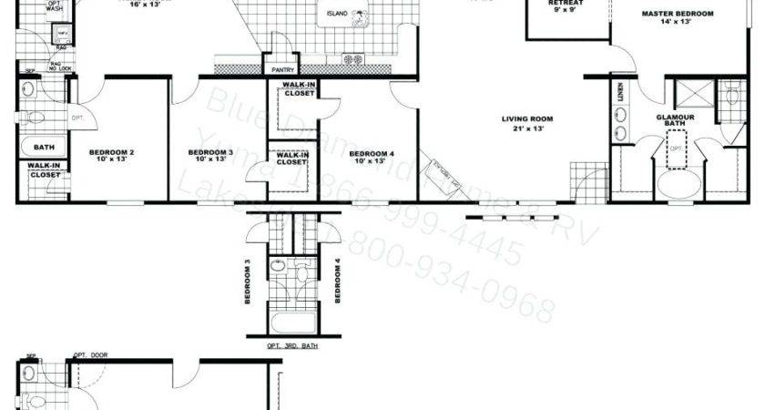 Modular Home Addition Floor Plans