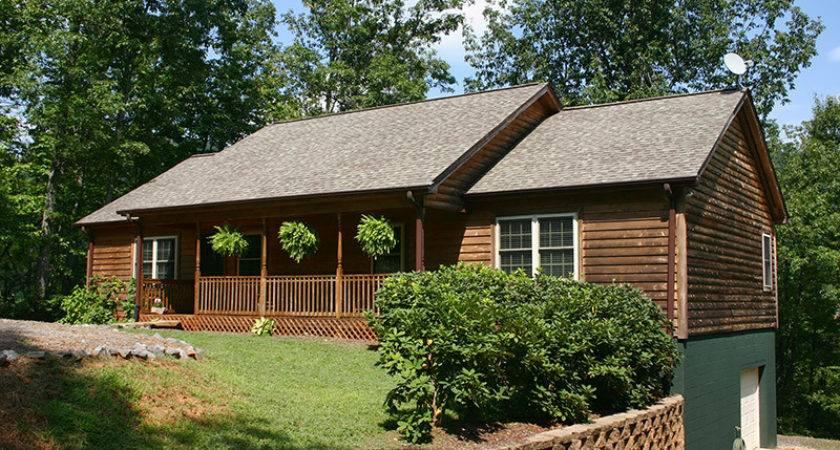 Modular Home Cedar Sided Homes
