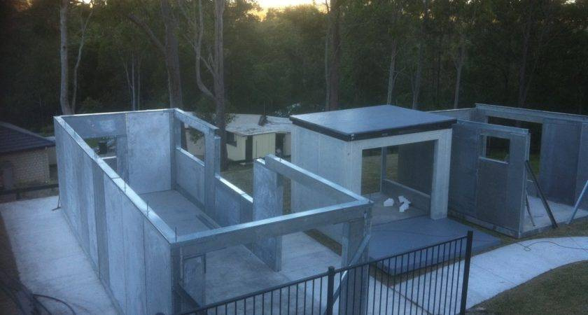 Modular Home Concrete Homes Australia