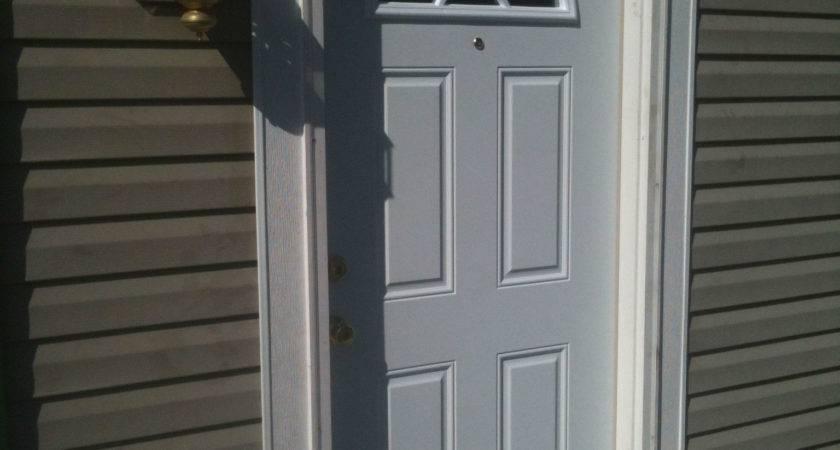 Modular Home Exterior Doors