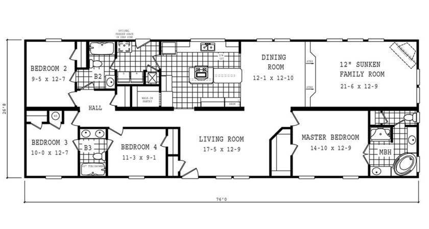 Modular Home Floor Plans Maryland Cottage House