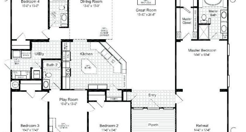 Modular Home Floor Plans Upstate Homemade Ftempo