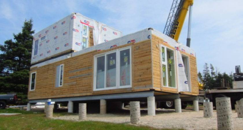 Modular Home Foundation Requirements Modern