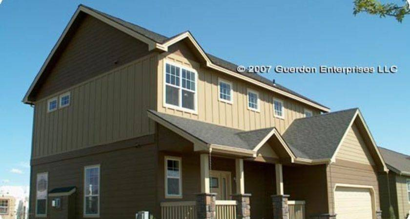 Modular Home Guerdon Homes Idaho
