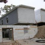 Modular Home Homes Basement Foundation Prefab
