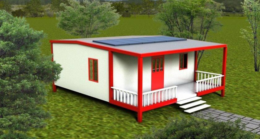 Modular Home Homes Solar Energy