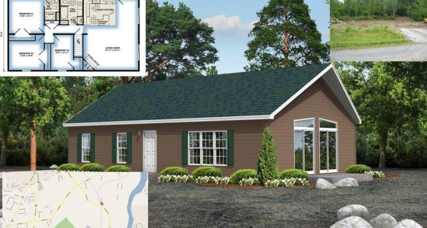 Modular Home Land Packages Homes Mobile Club