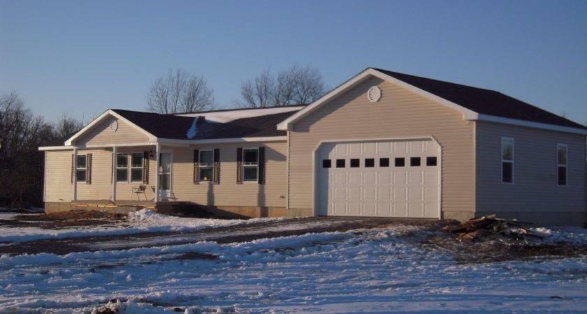 Modular Home Located Scio Township Beautiful