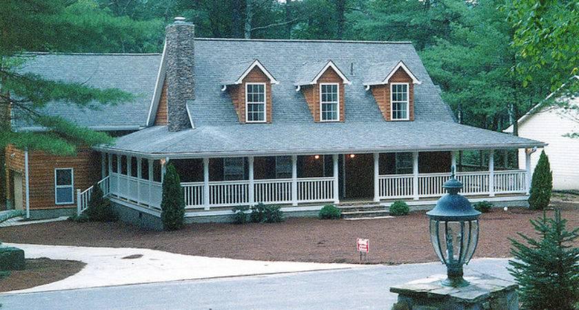 Modular Home Rustic Ridge