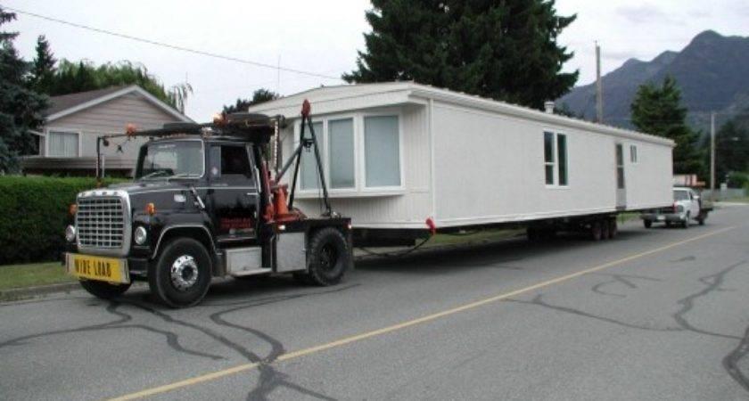 Modular Home Transport