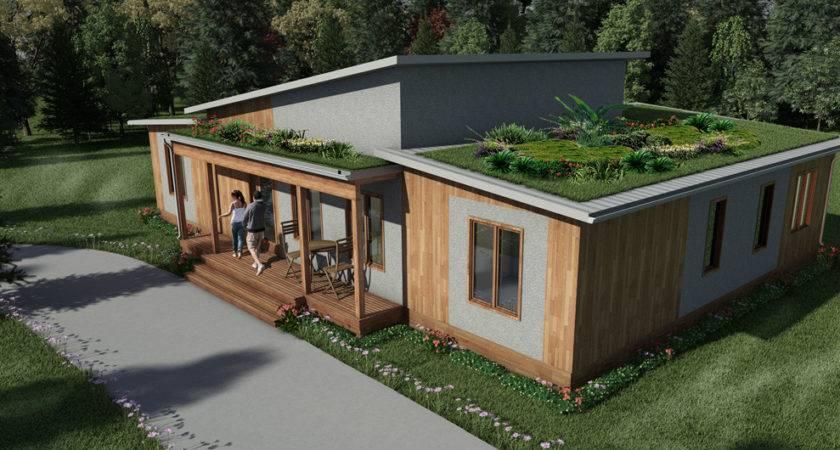 Modular Homes Benefit Environment Green