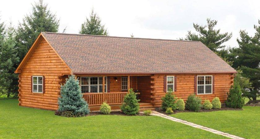 Modular Log Homes Tiny Cabins Manufactured