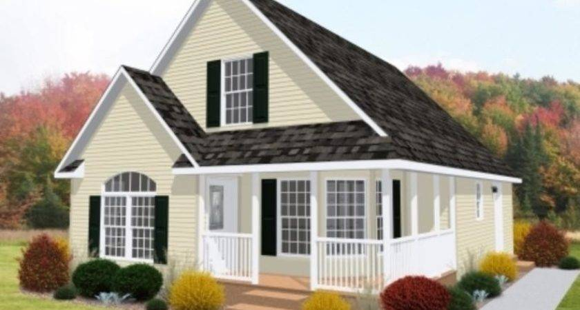 Modular Small Cottage Homes Plans House Design