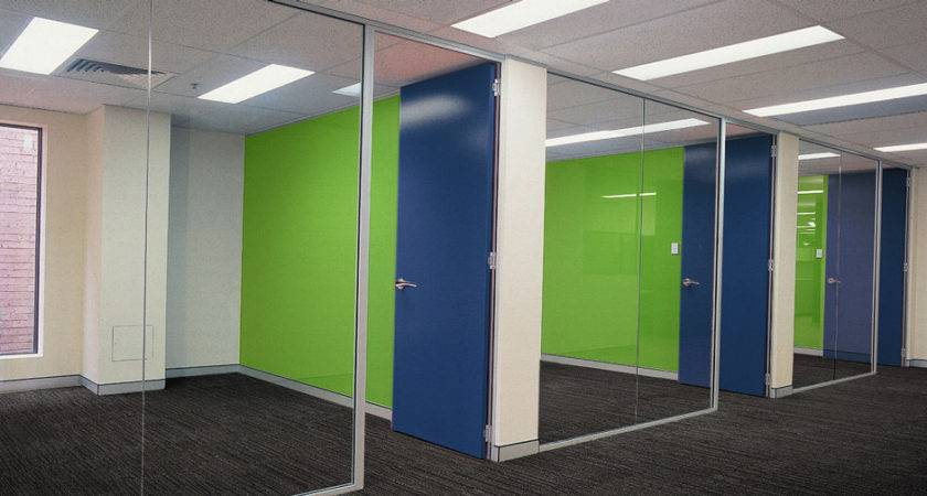 Modular Wall System Infinium Classic Line Moveable