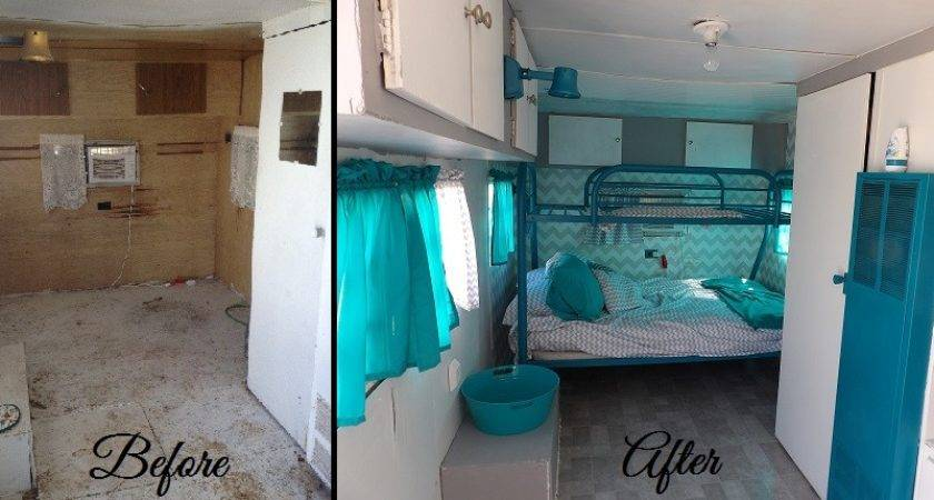 Moms Like Travel Trailer Makeover