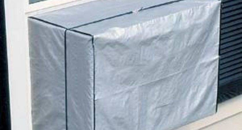 Money Saver Outdoor Window Air Conditioner Cover