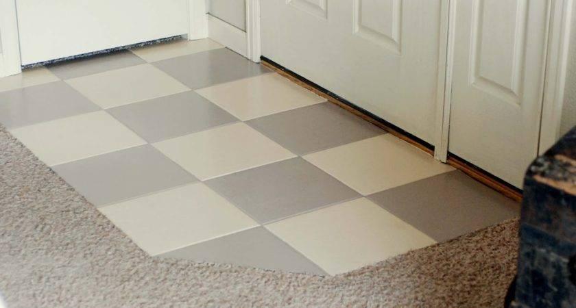 Moon Painting Tile Floor Tips Grumbles