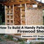 More Firewood Shed Build