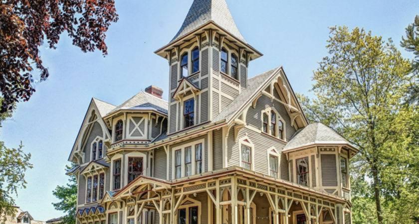 Most Beautiful Historic Homes Market