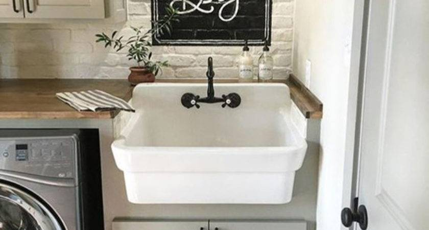 Most Beautiful Laundry Room Vintage Style Home