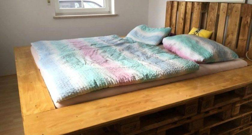 Most Brilliant Bed Frame Diy Instructions Your