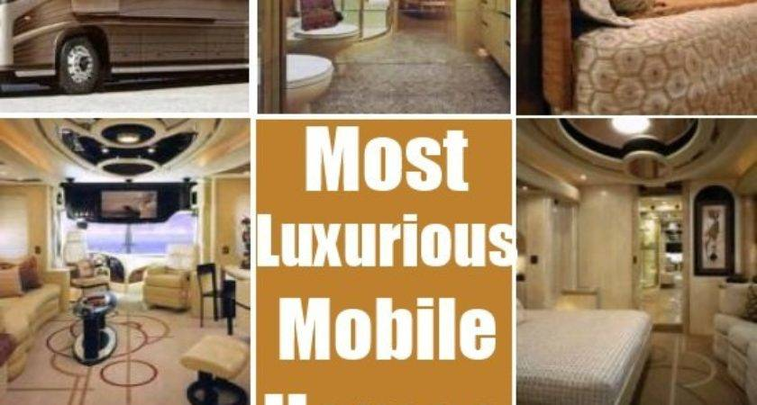 Most Luxurious Mobile Homes World Diy Top Luxury