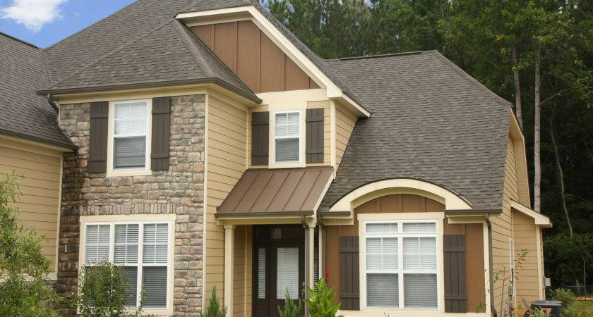 Most Popular Types Siding Homes Homesfeed