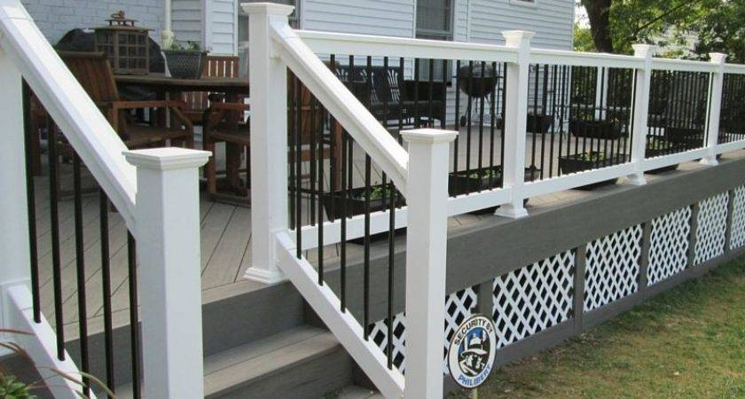 Most Stunning Deck Skirting Ideas Try Home Metal