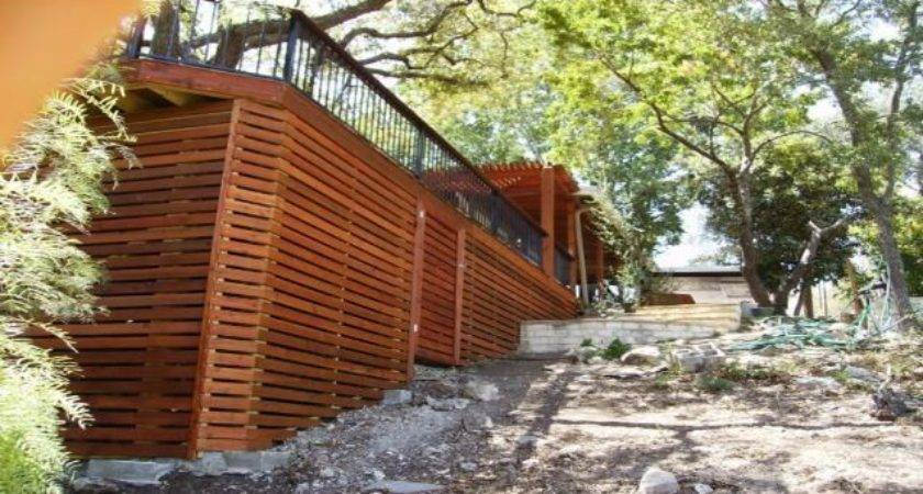 Most Stunning Deck Skirting Ideas Try Home