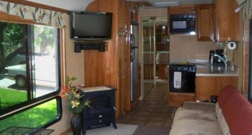 Motorhome Conversion Greyhound Bus Luxury Motorcoach
