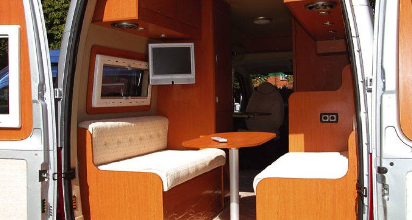 Motorhome Interior Cars Reviews Photos