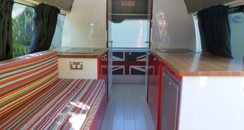 Motorhome Interior Design Ideas Beautiful Campervan