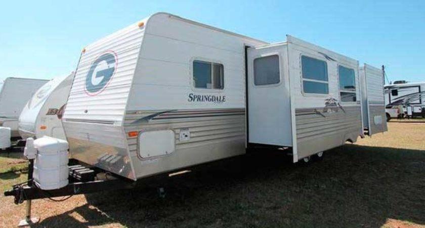 Motorhome Sale Tips Buying Used Camper Trailer