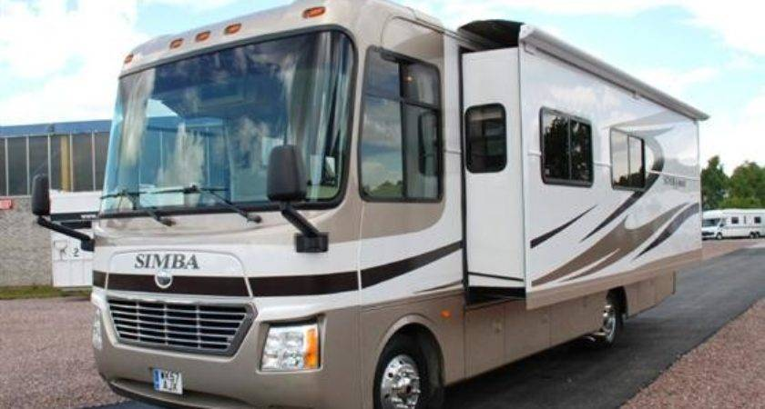 Motorhomes Mobi Used Safari Simba Sfs Workhorse Sale